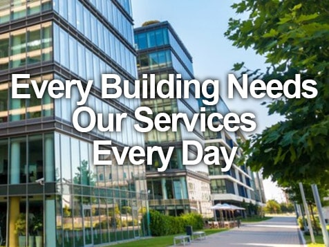 Bldg.Works Services with Constant Demand