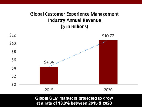 How Did We Serve You?, Inc. Projected Growth Chart