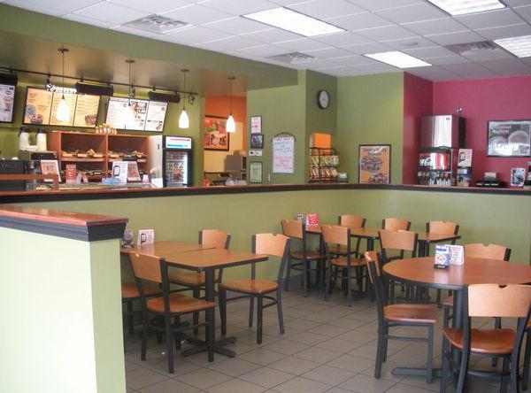 Big Apple Bagels Restaurant