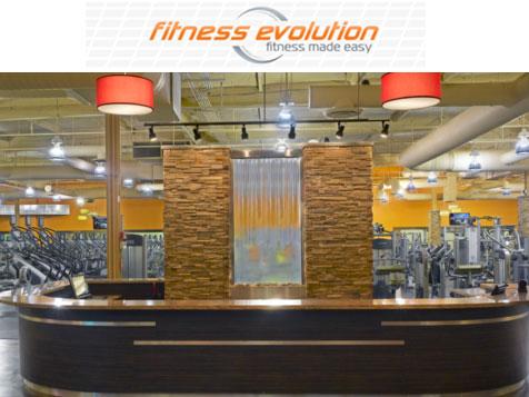 Inside a Fitness Evolution Health Club Franchise
