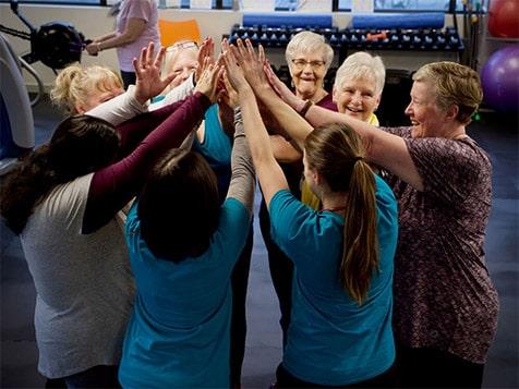 SPRINGWELL Exercise Clinic - Celebrating Progress