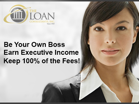 The Loan Consultants Business Opportunity Specialist