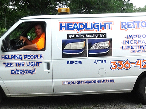 Headlights Made New Franchise On site repair