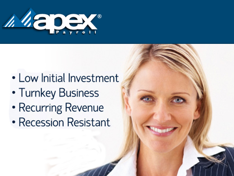 Benefits of owning an Apex Payroll business