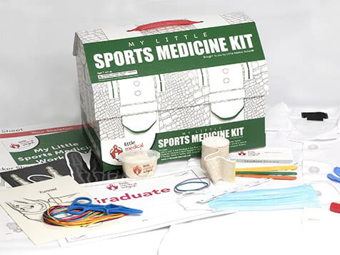 Little Medical School Franchise Sports Medicine Kit