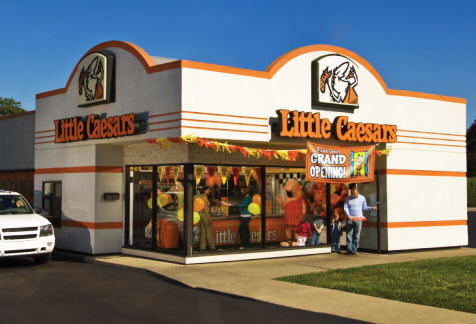 Little Caesars Enterprises Franchise Location