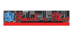 Touch n Glow Studio logo