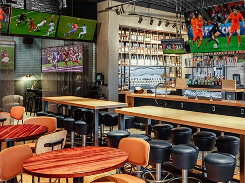 Inside a Buffalo Wild Wings Franchise