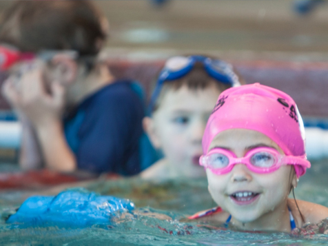 SafeSplash Swim School Franchise Learning to Swim
