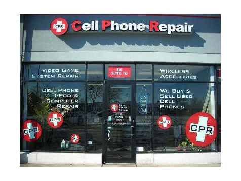 Cell Phone Repair franchise