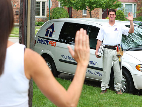 HandyPro Handyman Service Franchise is known for its service
