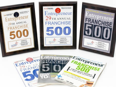 System4 Franchise Awards