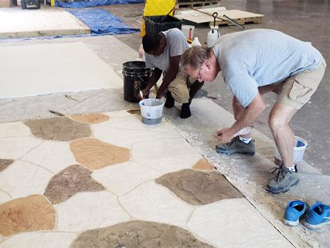 Concrete Craft Franchise