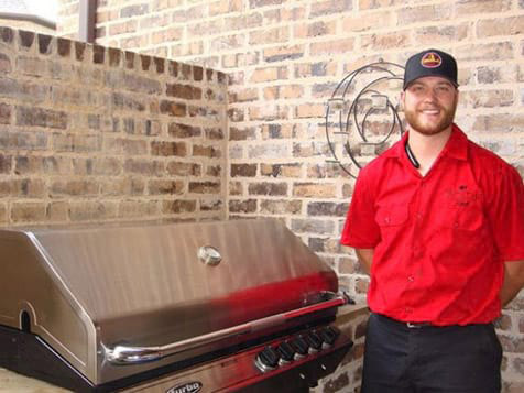The BBQ Cleaner Operator
