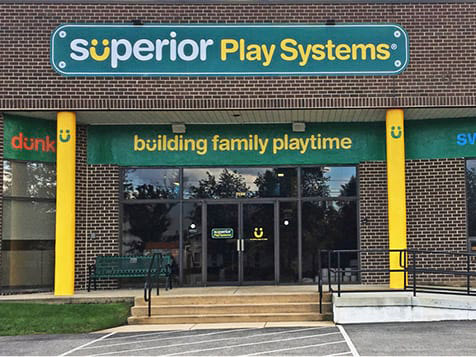 Outside a Superior Play Systems Franchise
