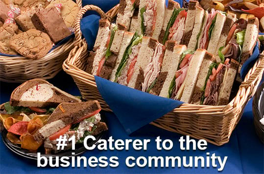 #1 Catering Franchise Corporate Caterers