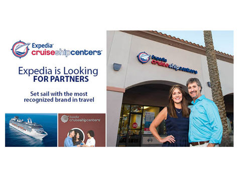A Pair of Expedia Cruise Ship Centers Franchisees