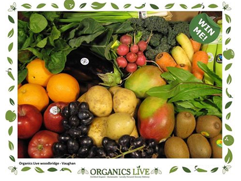 Organics Live Franchise Clean food
