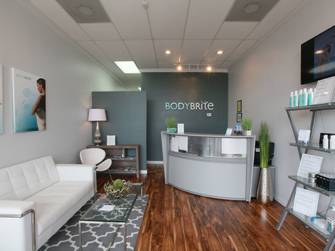 BodyBrite franchise Interior