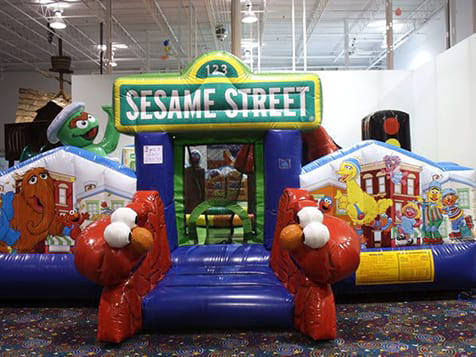 Jump!Zone Franchise Inflatable