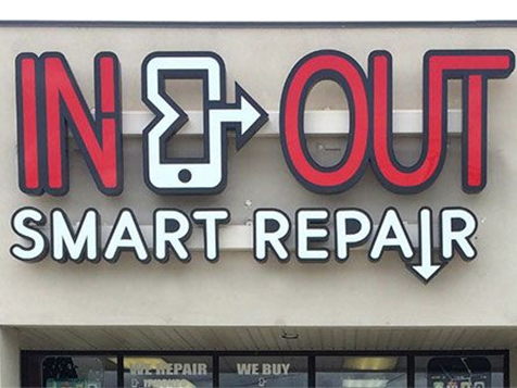 In and Out Smart Repair Franchise