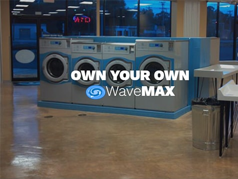 Become a WaveMAX Laundry Franchisee