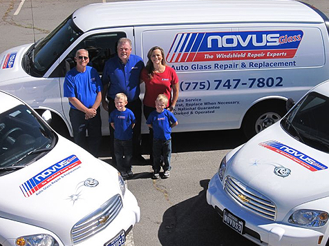 Auto Glass Repair & Replacement Franchise