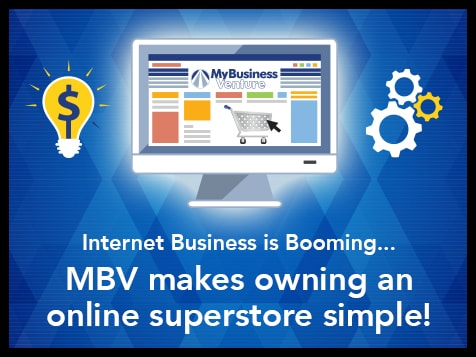 Own an online superstore