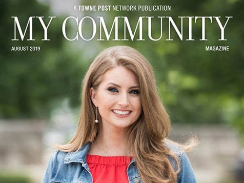 Publish Monthly Magazines through Towne Post Network