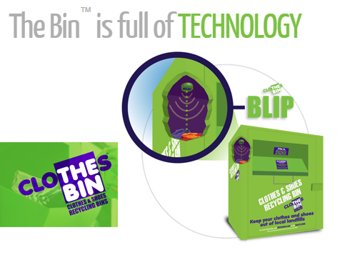 Clothes Bin Franchise Opportunity