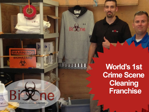 Own the World 1st Crime Scene Cleaning Franchise - Bio-One, Inc.