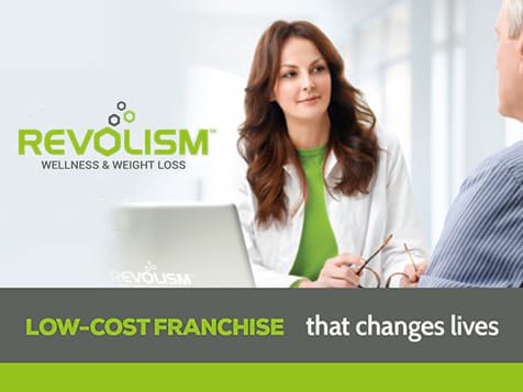 REVOLISM Franchise - Low Cost Weight Loss