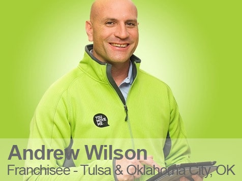 You Move Me Franchisee Andrew Wilson