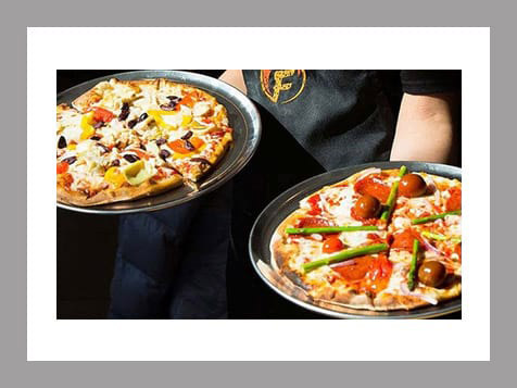 Firenza Pizza Franchise Custom Pizza