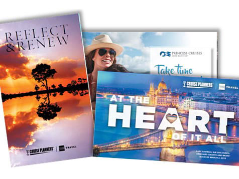 Cruise Planners Marketing Material