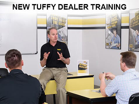 Tuffy Tire & Auto New Dealer Training