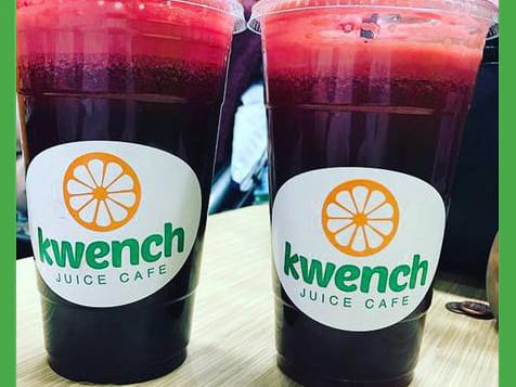 Kwench Juice Cafe Franchise - Super Juice