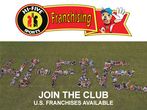 Hi-Five Sports Franchise - Join the club