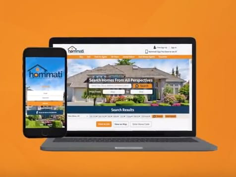 Hommati Franchise Website