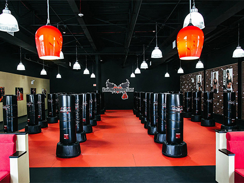 iLoveKickboxing Franchise Equipment