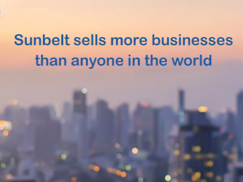 Sunbelt Business Brokers Sold the Most Businesses Worldwide