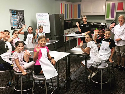 Young Chefs Academy Kid
