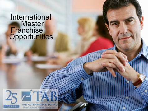 The Alternative Board international master franchise opportunities