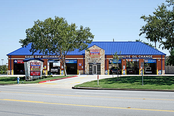 Express Oil Change Franchise Location