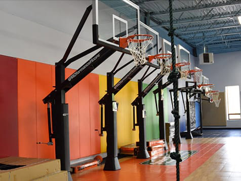 Superior Play Systems Franchise basketball Hoop Systems