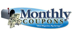 Monthly Coupons Magazine logo