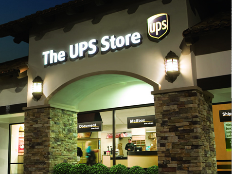 Experience financial freedom owning The UPS Store