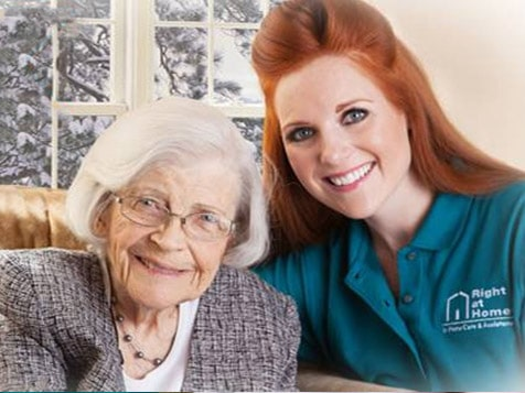 Right At Home Franchise - companion care
