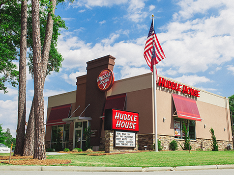 Huddle House Franchise Location
