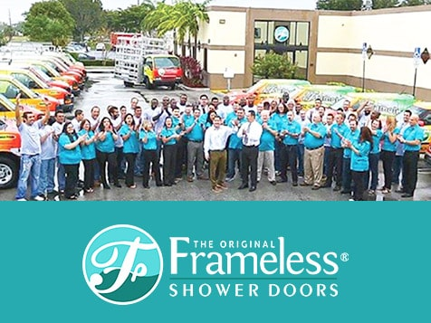 Join The Original Frameless Shower Doors Franchise